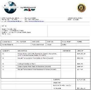 Contoh Surat Quotation Informasi Seputar Dunia Militer Dan