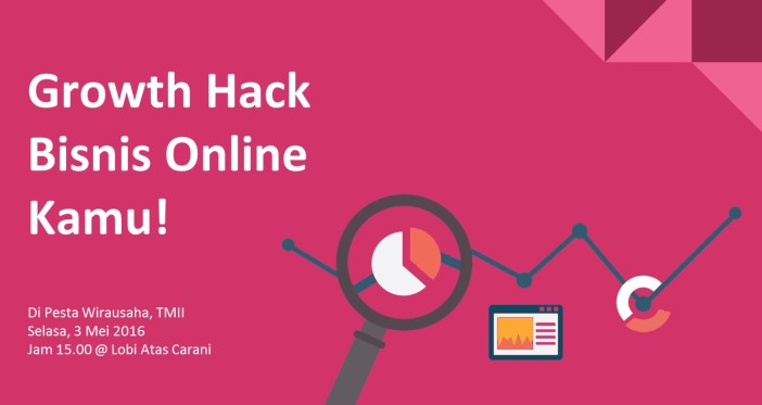 growth hacking pesta wirausaha